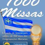 Cruzada das 1.000 Missas.