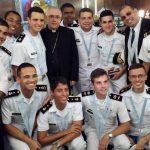 Missa na Capela da Escola Naval RJ