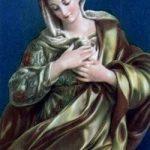 Santa Virgem das Virgens.