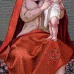 Mãe de Cristo.