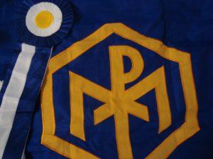 Bandeira oficial das CCMM