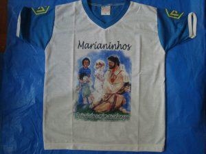 Camiseta Marianinhos