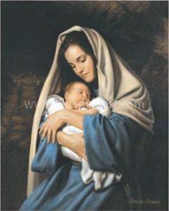 Maria e menino