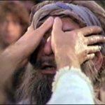 Senhor, eu quero ver de novo! (Lc 18,41)