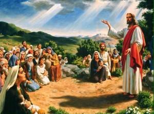 Jesus-Cristo-pregando-a-palavra-de-Deus.