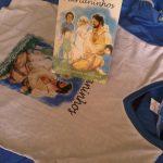 Camisa + Livro de Marianinhos